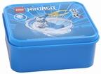 Ninjago Lunchbox blauw