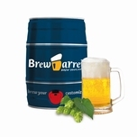 Brew Barrel - Lager bier